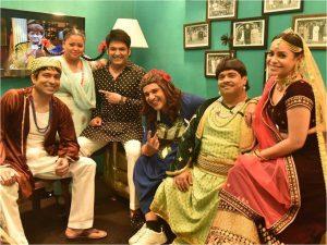 Kapil Sharma Show Cast